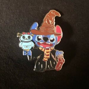 Harry Potter Stitch Pin